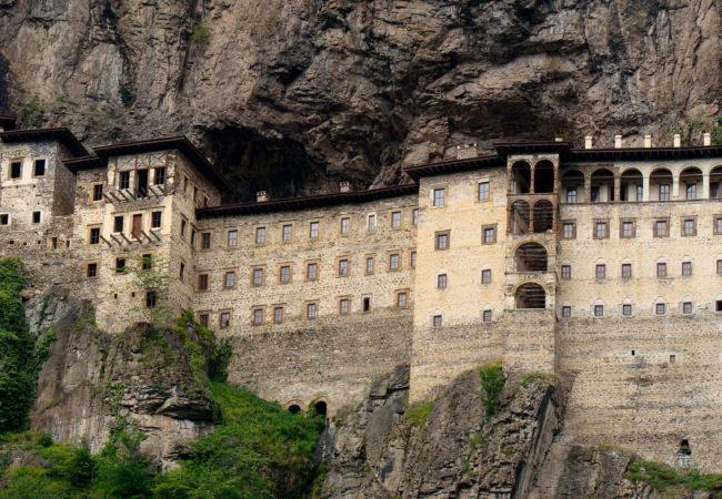 Monastery of Sumila Archaeological1