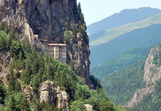 Monastery of Sumila Archaeological2