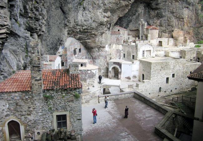 Monastery of Sumila Archaeological3