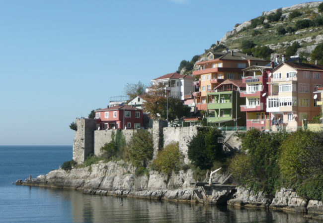 Photographs from Amasra