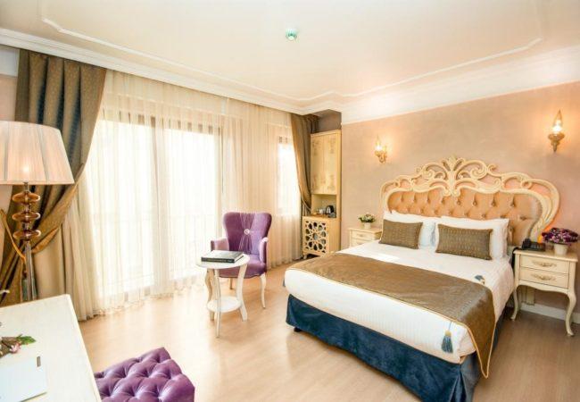 EDIBE SULTAN HOTEL SULTANAHMET 3