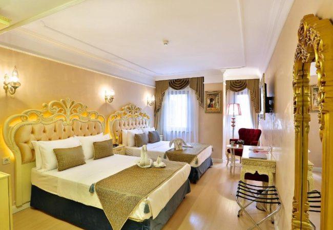 EDIBE SULTAN HOTEL SULTANAHMET 5