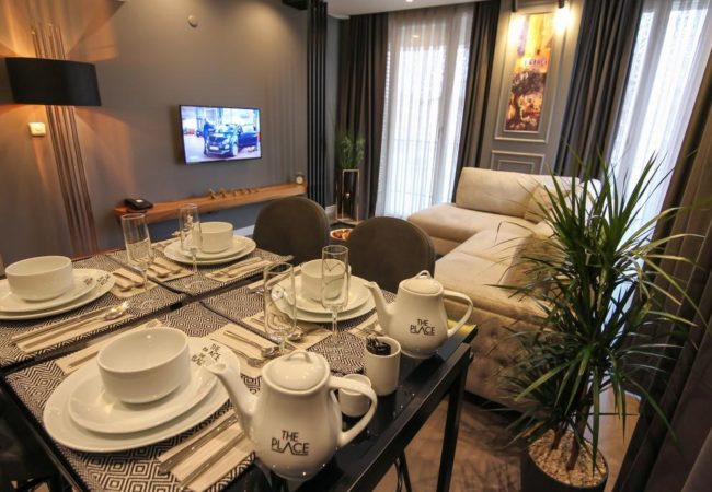 THE PLACE SUITES ATASEHIR
