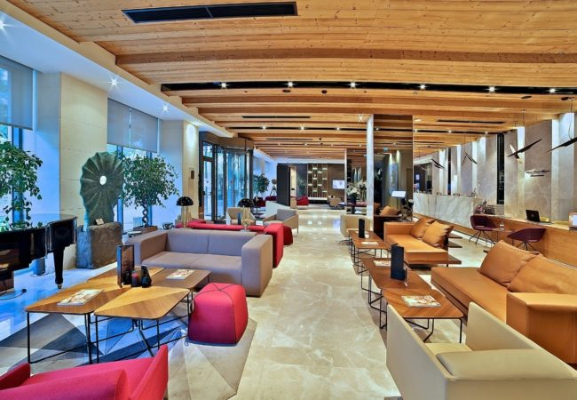 The Dosso Dossi Hotels & Spa Downtown Fatih ISTANBUL 1