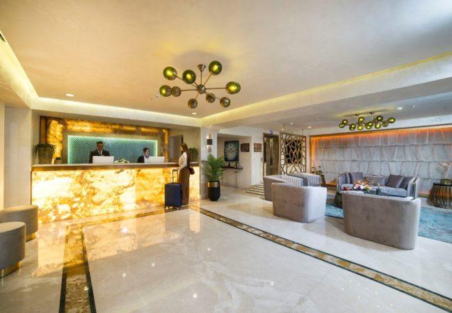 VOGUE HOTEL SUPREME ISTANBUL 1