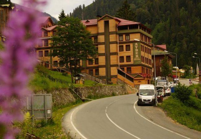 ayder resort hotel 5